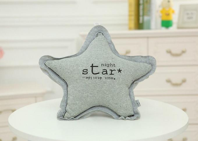 Elf Moon Star Shaped Pillow Night Light Up Doll 100% PP Cotton Fill In For Child Toy