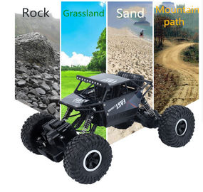 China Child'S 2.4G Four Wheel Drive RC Cars / All Terrain Remote Control Cars For Kids supplier