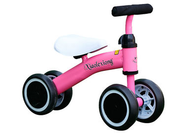 China Colorful Baby Balance Bike , Toddlers  Balance Bicycle For Without Pedal Yo Car Toy supplier
