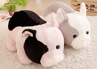 China Fully Filling Cute Plush Pillows / Pig Soft Toy 30 - 50cm Size For Children supplier