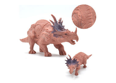 China Professional Dinosaur Model Toys Size Customized For Children Playing supplier