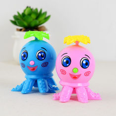 China Eight Footed Octopus Wind Up Animal Toys / Large Wind Up Toys For Kindergarten Gifts supplier
