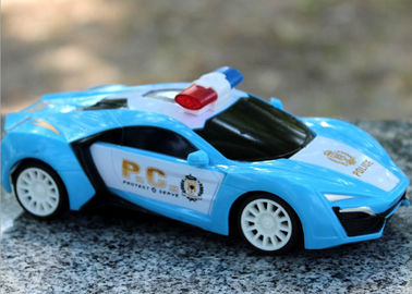 China Fashion Remote Control Police Car / Remote Control Kids Car For Gift supplier