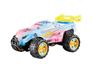 China Cool Children'S Remote Control Car / Remote Control Off Road Vehicles Four Way With Light supplier