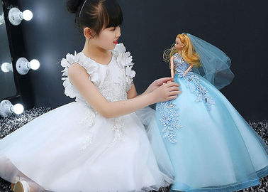 Colorful Wedding Doll Toy / Girls Princess Dolls For Gifts Birthday Gift