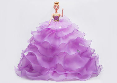 Simulation Princess Baby Doll Toys , Wedding Dress Doll For Girl Gifts
