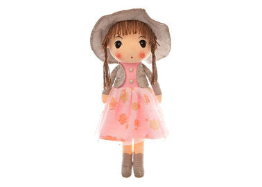 China Fashionable Princess Doll Toys / Cute Toy Dolls For Children Birthday Gift factory