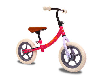 12 Inch Childs Balance Bike / Kids Balance Bike With Pedals CE Approved